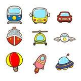 οχήματα Στοκ Εικόνα