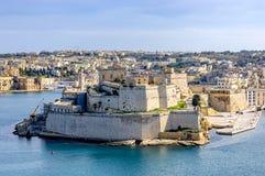 Οχυρό Άγιος Angelo Στοκ εικόνα με δικαίωμα ελεύθερης χρήσης