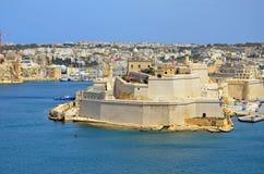 Οχυρό Άγιος Angelo Στοκ φωτογραφίες με δικαίωμα ελεύθερης χρήσης