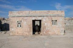 Οχυρό Αβάνα, Κούβα EL Morro στοκ εικόνες