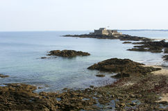 Οχυρό Αγίου Malo στοκ φωτογραφίες