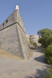 οχυρό Γαλλία του Αντίμπε&si στοκ εικόνες με δικαίωμα ελεύθερης χρήσης