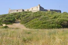 οχυρό Γαλλία του Αντίμπε&si στοκ εικόνες