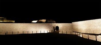 οχυρό εισόδων του Μπαχρέιν Στοκ Εικόνες