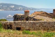 Οχυρό η βασιλική sainte-Marguerite στοκ εικόνες με δικαίωμα ελεύθερης χρήσης
