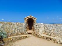 Οχυρό η βασιλική sainte-Marguerite στοκ εικόνα με δικαίωμα ελεύθερης χρήσης