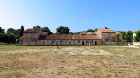 Οχυρό η βασιλική sainte-Marguerite στοκ εικόνες