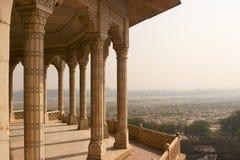 οχυρό Ινδία agra Στοκ Φωτογραφίες