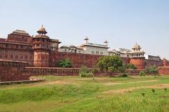 οχυρό Ινδία agra Στοκ Εικόνες