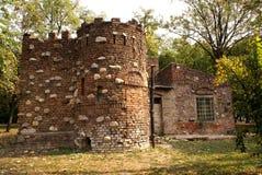 οχυρό παλαιό Στοκ Εικόνες