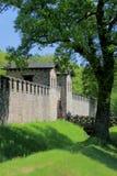οχυρό Ρωμαίος saalburg Στοκ εικόνα με δικαίωμα ελεύθερης χρήσης
