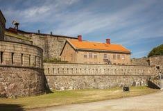 Οχυρό Σουηδία Carlsten Στοκ Εικόνες