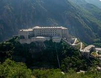 Οχυρό στο φρούριο στοκ φωτογραφία
