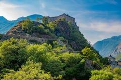 Οχυρό στο φρούριο στοκ εικόνα με δικαίωμα ελεύθερης χρήσης