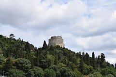 Οχυρό της Ιστανμπούλ στοκ εικόνες με δικαίωμα ελεύθερης χρήσης