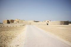 Οχυρό του Μπαχρέιν Στοκ Εικόνες