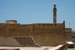 οχυρό του Ντουμπάι παλαιό Στοκ φωτογραφίες με δικαίωμα ελεύθερης χρήσης