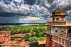Οχυρό Agra Στοκ εικόνες με δικαίωμα ελεύθερης χρήσης