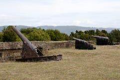 Οχυρό Ahui - νησί Chiloe - Χιλή στοκ εικόνες