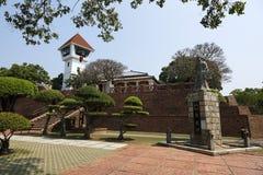 Οχυρό Anping, Ταϊνάν, Ταϊβάν, 2015 Στοκ Φωτογραφία