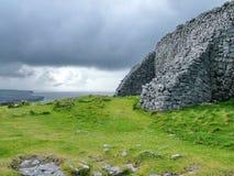 Οχυρό Aonghasa Dún στοκ φωτογραφία με δικαίωμα ελεύθερης χρήσης