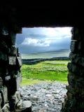 Οχυρό Aonghasa Dún στοκ φωτογραφίες με δικαίωμα ελεύθερης χρήσης