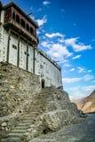 Οχυρό Baltit στοκ εικόνα