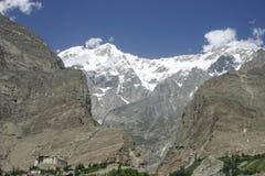 Οχυρό Baltit, Hunza, Πακιστάν στοκ φωτογραφία με δικαίωμα ελεύθερης χρήσης