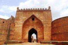 Οχυρό Bidar στοκ εικόνα με δικαίωμα ελεύθερης χρήσης