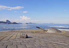 Οχυρό Copacabana στο Ρίο Στοκ εικόνες με δικαίωμα ελεύθερης χρήσης