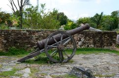 Οχυρό Cornwallis Στοκ Εικόνες