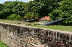 Οχυρό Cornwallis Στοκ Φωτογραφία