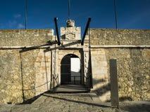 Οχυρό DA Bandeira Ponta στοκ φωτογραφίες με δικαίωμα ελεύθερης χρήσης