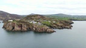 Οχυρό Dunree στο κεφάλι Dunree στην Ιρλανδία φιλμ μικρού μήκους