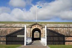 Οχυρό George Στοκ εικόνα με δικαίωμα ελεύθερης χρήσης