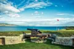 Οχυρό George Iνβερνές στοκ φωτογραφία με δικαίωμα ελεύθερης χρήσης