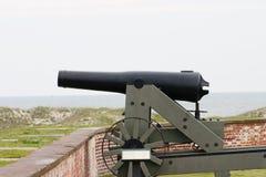 οχυρό gun2 Στοκ εικόνα με δικαίωμα ελεύθερης χρήσης