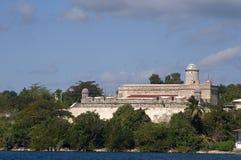 Οχυρό Jagua, Cienfuegos, Κούβα στοκ φωτογραφία με δικαίωμα ελεύθερης χρήσης