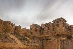 Οχυρό Jaisalmer Στοκ εικόνες με δικαίωμα ελεύθερης χρήσης