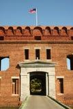 οχυρό jefferson Στοκ Εικόνα