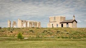 Οχυρό Laramie στοκ εικόνα με δικαίωμα ελεύθερης χρήσης