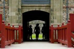 Οχυρό Louisbourg - Νέα Σκοτία - Καναδάς στοκ εικόνες με δικαίωμα ελεύθερης χρήσης