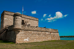 Οχυρό Matanzas Στοκ εικόνα με δικαίωμα ελεύθερης χρήσης