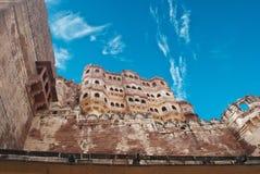 οχυρό meharangarh Στοκ εικόνες με δικαίωμα ελεύθερης χρήσης