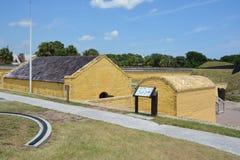 Οχυρό Moultrie στοκ φωτογραφία με δικαίωμα ελεύθερης χρήσης