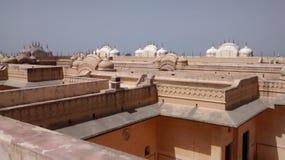 Οχυρό Nahargarh Στοκ Εικόνα