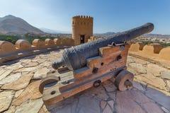Οχυρό Nakhal, σε Nakhal, Ομάν στοκ φωτογραφίες με δικαίωμα ελεύθερης χρήσης