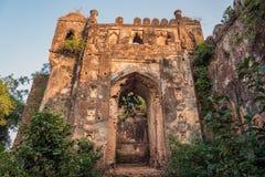 Οχυρό Palamu σε Jharkhand Στοκ Φωτογραφία