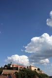 οχυρό petrovaradin Στοκ Φωτογραφία