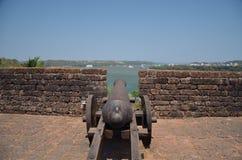 Οχυρό Reis Magos σε Goa Στοκ φωτογραφία με δικαίωμα ελεύθερης χρήσης